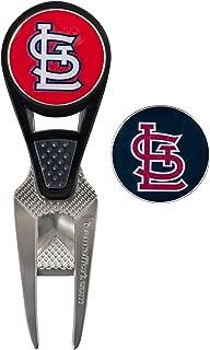 MLB CVX Ball Mark Repair Tool & 2 Ball Markers