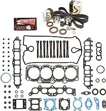 Evergreen HSHBTBK2039 Head Gasket Set Head Bolts Timing Belt Kit Fits 91-95 Toyota MR2 Celica Turbo 3SGTE