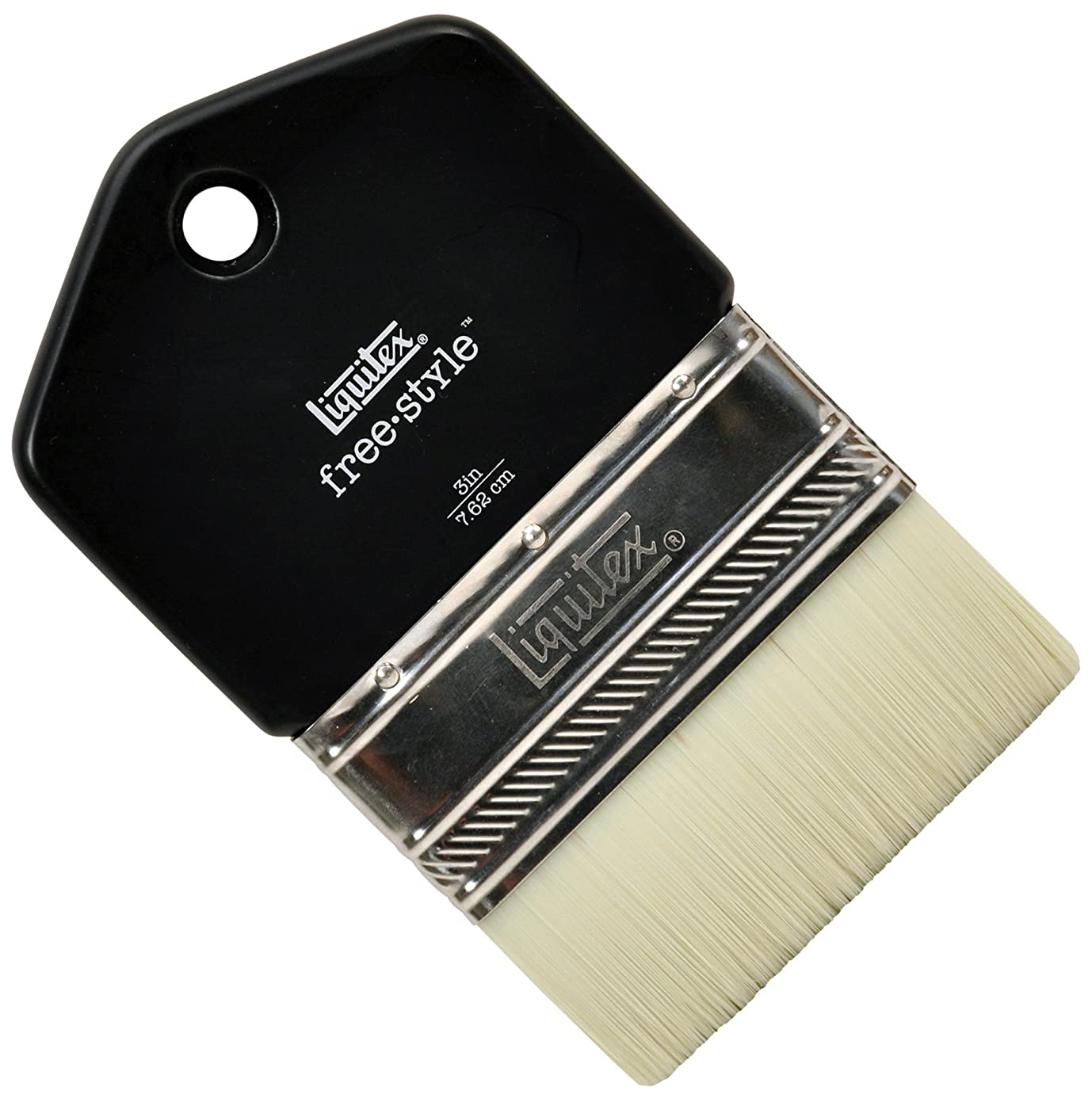 Liquitex Professional Freestyle Large Scale Brush, Paddle 3-inch lff4062019
