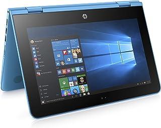 HP Stream 11-ag005na 11.6 英寸可变式笔记本电脑 - (英特尔赛扬 N3060,2 GB 内存,32 GB eMMC,Office 365 和 1 TB OneDrive 云存储带 1 年订购,Windows 10 家庭)3RN37EA#ABU