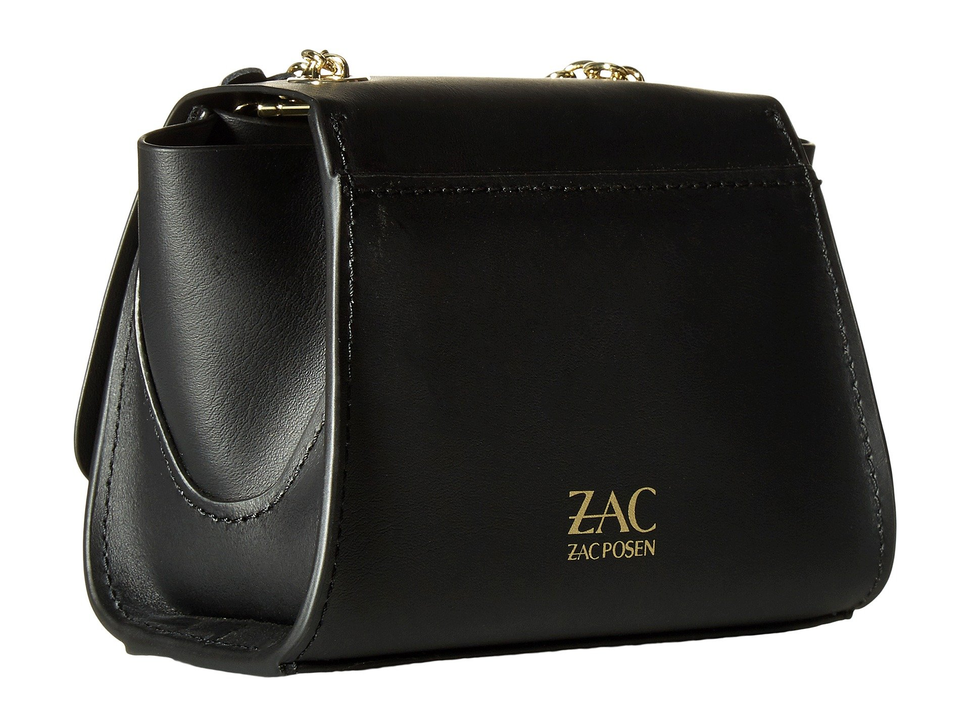 ZAC Zac Posen Eartha Iconic Floral Mini Chain Crossbody With Floral Applique At 6pm