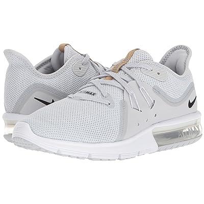 Nike Air Max Sequent 3 (Pure Platinum/Black/White 2) Women