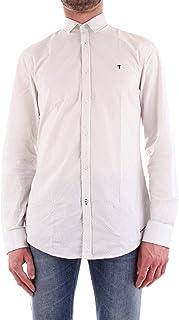 832859c1f0 Amazon.it: Trussardi - Camicie / T-shirt, polo e camicie: Abbigliamento