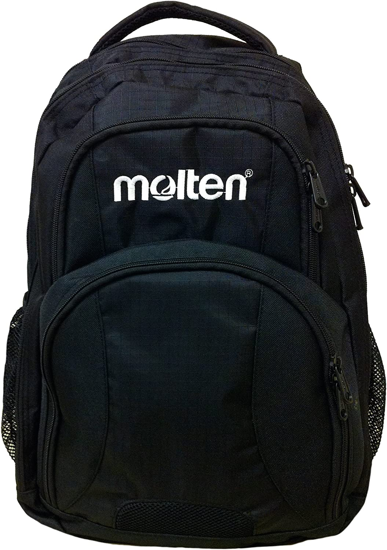 Molten Deluxe Rucksack, Schwarz B00J4G3N6O  Wertvolle Boutique