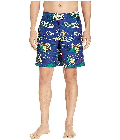 Polo Ralph Lauren Kailua Swim Trunks (Surfside Diary) Men