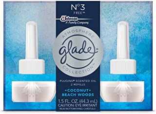 Best glade coconut beach woods plug in Reviews