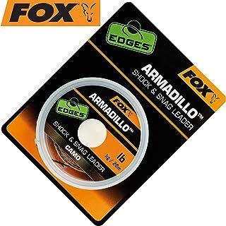 FOX Submerge high Visual Sinking Braid orange Angelschnur zum Karpfenangeln Geflechtschnur 300m Karpfenschnur Durchmesser//Tragkraft:0.20mm // 18.1kg // 40lb