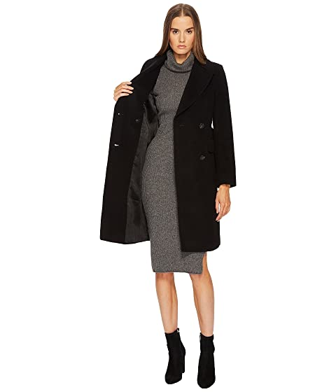Double Tie Wool Coat Furstenberg Waist Diane von Breasted 7wEqIBI