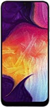 Samsung Galaxy A50 Dual Sim, 128 GB, 4GB RAM, 4G LTE, White, UAE Version