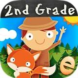 無料スキルを持つ子供のための動物二年生の数学のゲーム:男の子と女の子のための最良の第一、第二および第三級の番号、カウント、加算と減算活動ゲーム