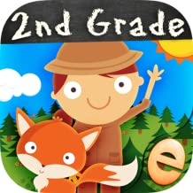 Animal Math Second Grade Math Games for Second Grade and Early Learners Free Math Games for Kids in 1st 2nd 3rd Grade Learning Numbers, Counting, Addition and Subtraction