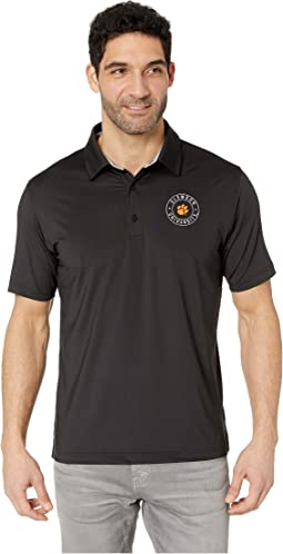 Clemson Tigers Solid Polo