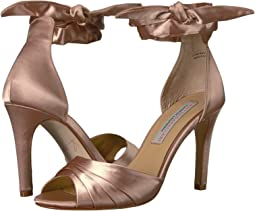 Lilac Heeled Sandal
