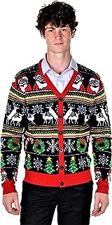 Best christmas cardigan sweaters men Reviews