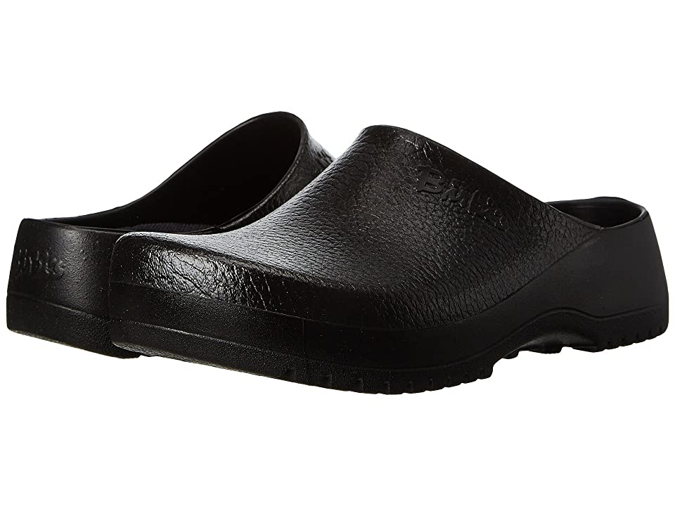 Birkenstock Super Birki by Birkenstock (Black) Clog Shoes