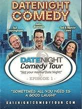 DATENIGHT COMEDY Episode 1 (DVD, 2015) Ted Cunningham, John Branyan, Ted & Nancie Lowe