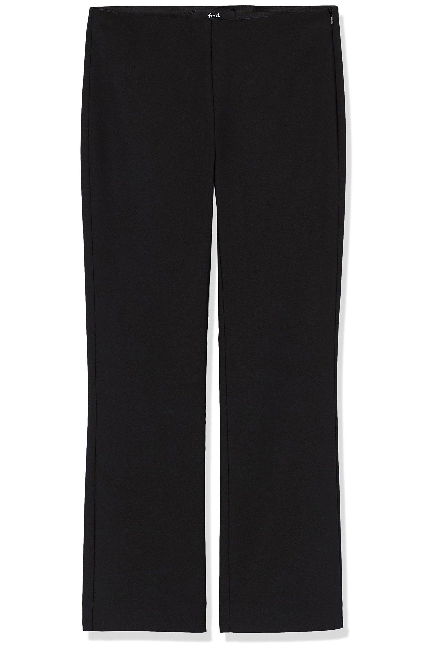 FIND Pantalon Large Court Femme