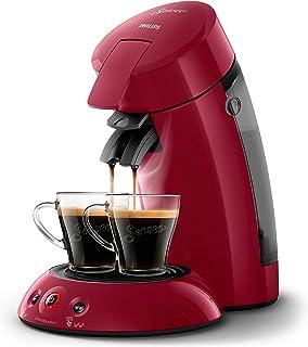 Philips SENSEO Original HD6554/91 - Cafetera monodosis con tecnología Coffee Boost y Crema Plus, selección de intensidad, ...