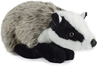 Medium Badger Plush Soft Toy