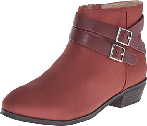 SoftWalk damen& 039;s Rancho, rot Distress, 9.5 W US