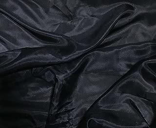 Navy Blue - 8mm Silk Habotai Fabric