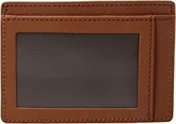 Shinola Detroit - Signature Id Card Case