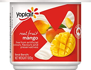 Yoplait Mango Yogurt - Chilled, 100g
