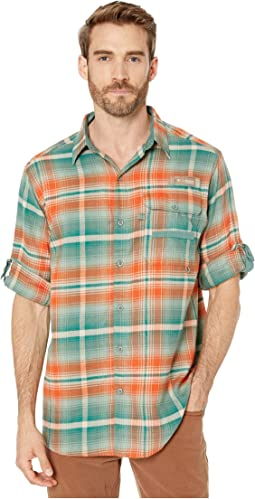 Backcountry Orange Multi Plaid
