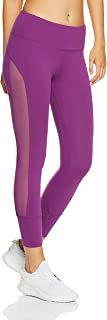 Lorna Jane Women's Vital Core Ankle Biter Tight, Aubergine