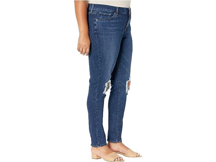 Levi's® Plus 711 Skinny Maui Breeze Jeans