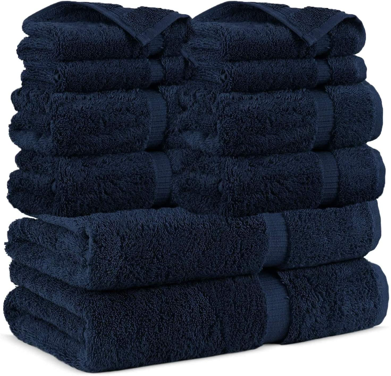 FTB Classic shopping Turkish Luxury Hotel Spa 10 Piece Max 62% OFF T Towel Bath Set