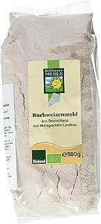 Bohlsener Mühle Harina de Trigo Sarraceno - 6 Paquetes de 500 gr - Total: 3000 gr