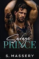 Savage Prince (DeSantis Mafia Book 2) Kindle Edition