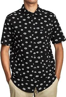 RVCA Templeton Eyes Short Sleeve Shirt