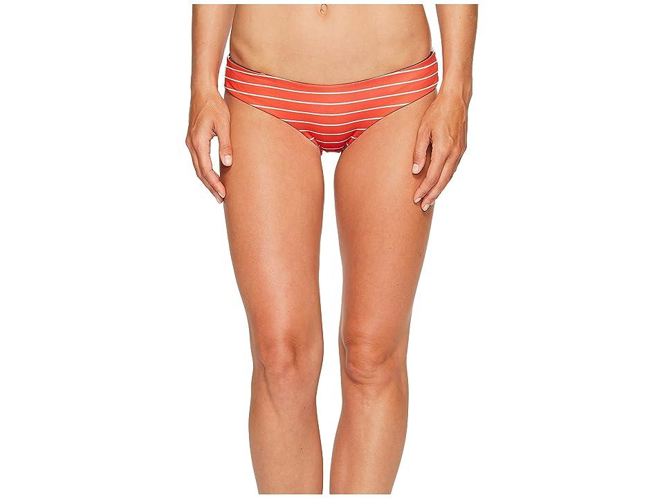 Rip Curl Rising Star Hipster Bikini Bottom (Red) Women