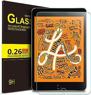 IVSO Screen Protector for iPad Mini 5/iPad Mini 2019, Clear Tempered-Glass Flim Screen Protector for Apple iPad Mini 5 201...