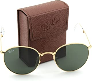 b23fb0ab78 Ray-Ban RB3532 Round Folding Flash Series Unisex Sunglasses
