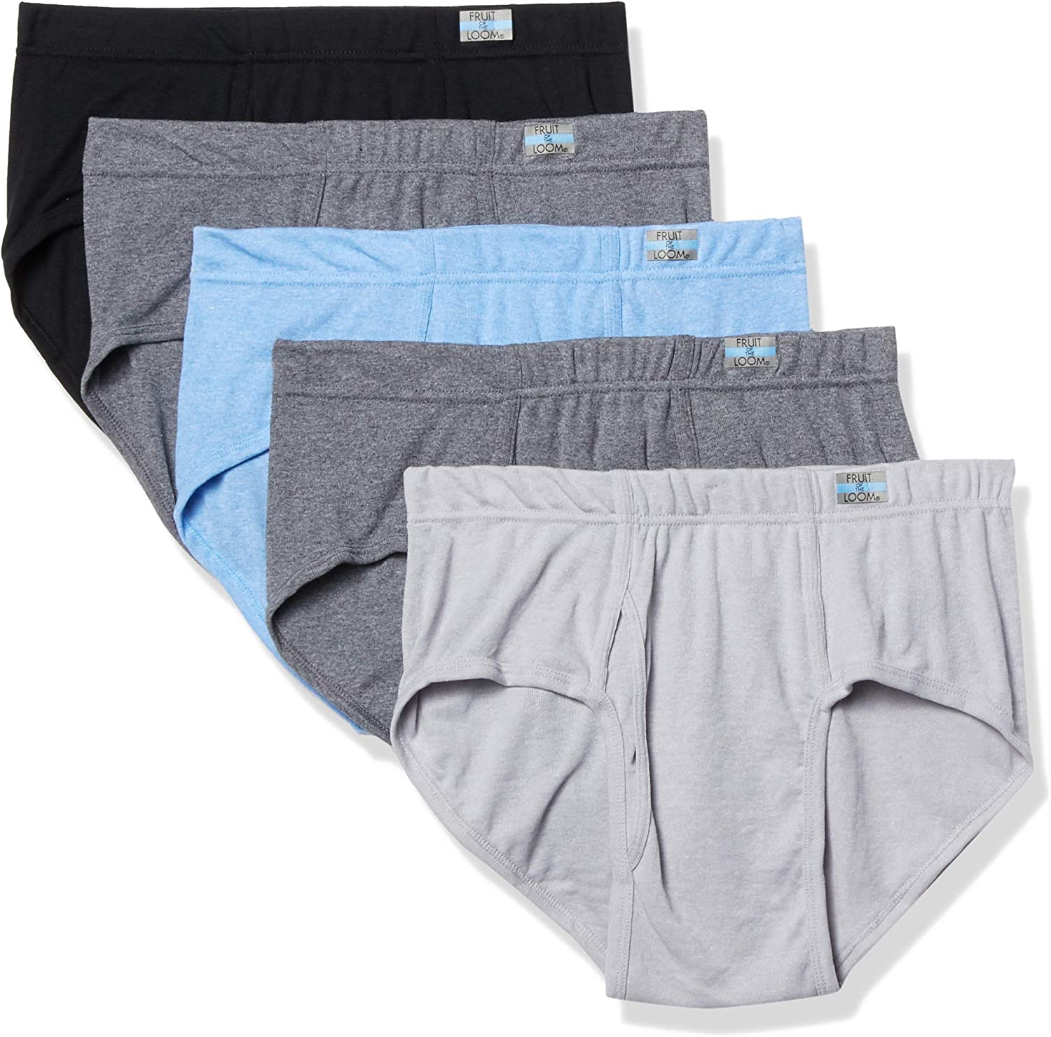 Fruit of the Loom Men's 5pk Fashion Brief