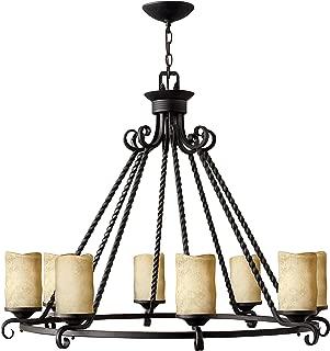 Casa 8 Light Chandelier