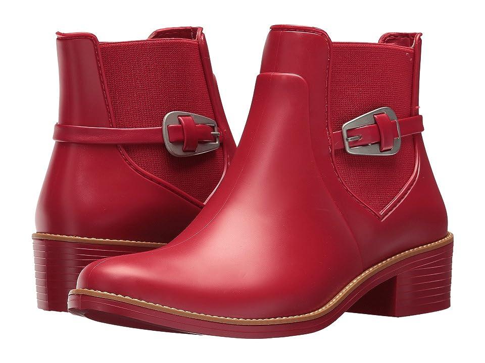 Bernardo Pansie Rain (Red) Women