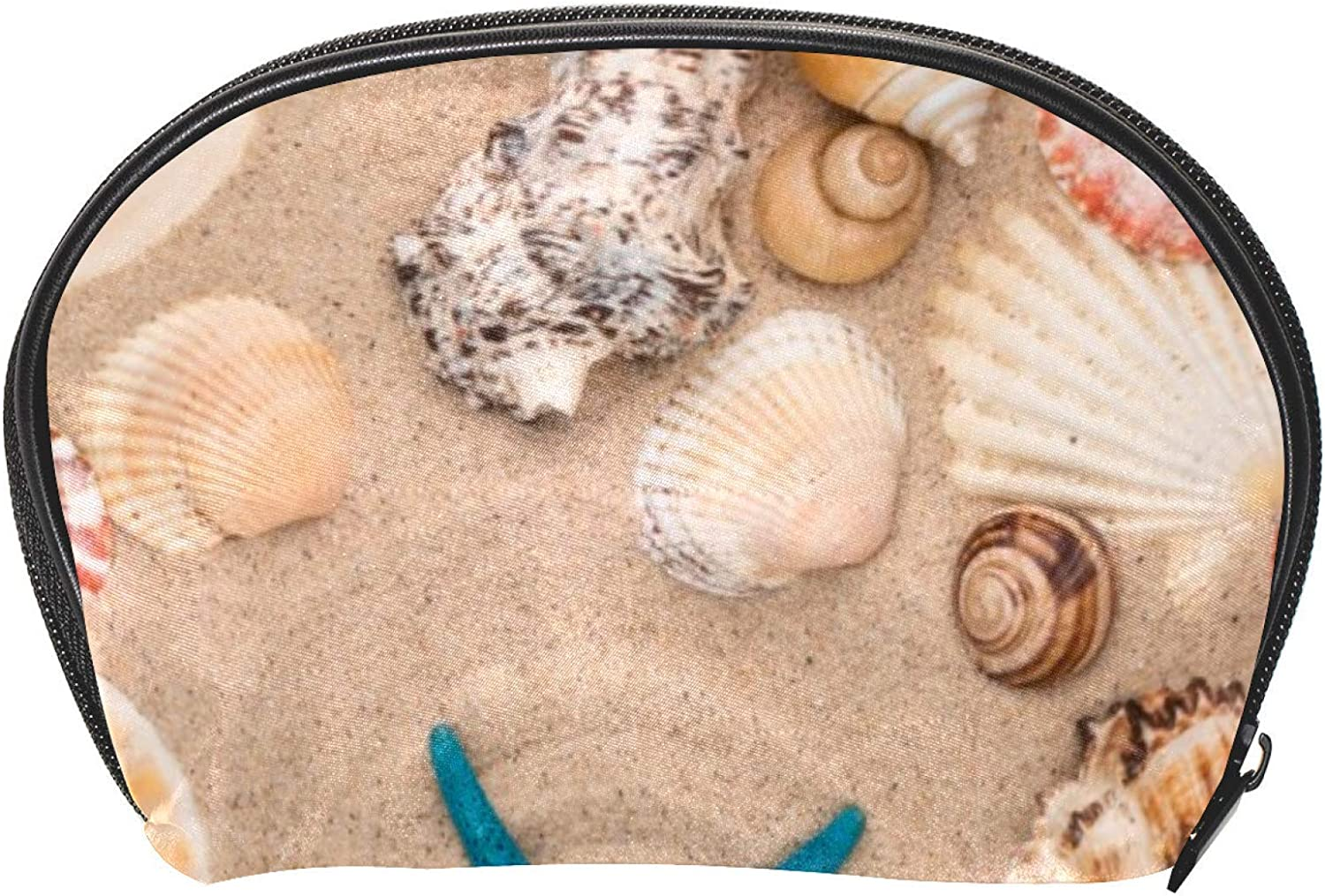 Cosmetic Bag for 2021 new Women Roomy Makeup conch Starfish Free Shipping Cheap Bargain Gift Tr shell Bags