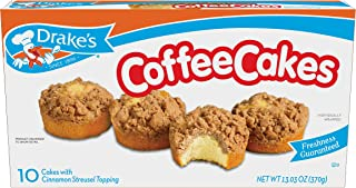 Drake's Coffee Cakes, 40 Count