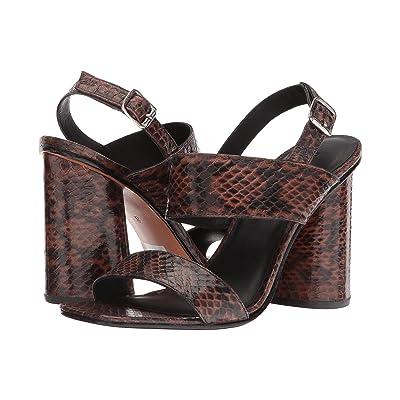 Rachel Comey Madera (Brown Snake) High Heels