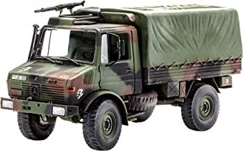 U84 Weise Toys Weise-toys1048/Unimog 406/ 5/120,6/cm Camion Mod/èle Version 1971/–1989 avec Cheville Souple