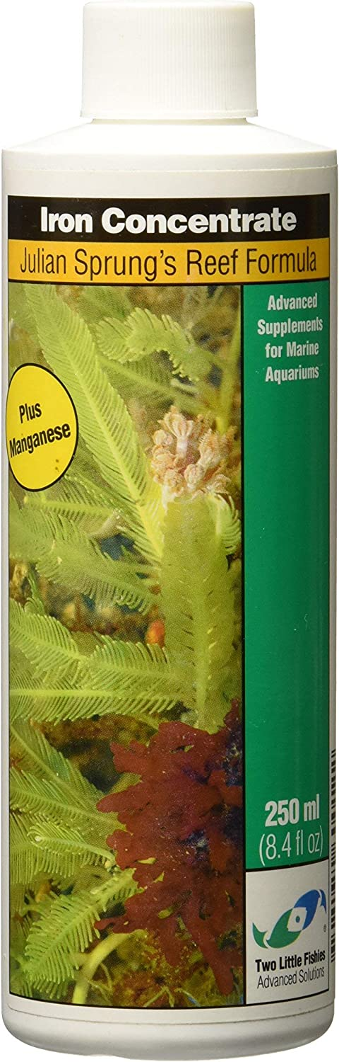 Two Little Beauty Max 77% OFF products Fishies Iron Concentrate Aquarium for 250ml