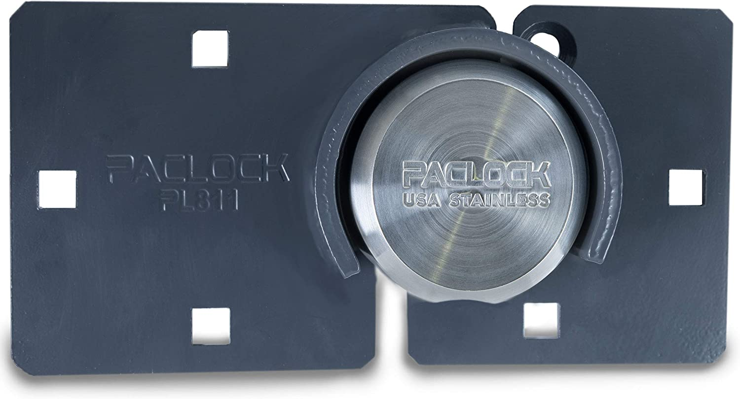 Max cheap 85% OFF PACLOCK's UCS-7S 811 Hasp and Puck Buy Combo C Kit American Act