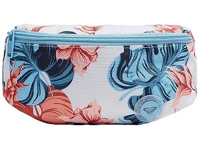 Roxy Pack It Up Waist Pack (Bright White Standard) Shoulder Handbags