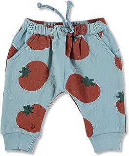 nadadelazos Pant Pomodoro Pantalon de Sport Bébé garçon