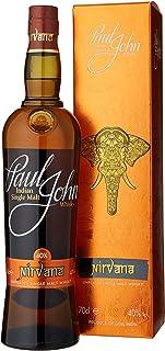 Paul John Nirvana Unpeated Whisky, 70 cl