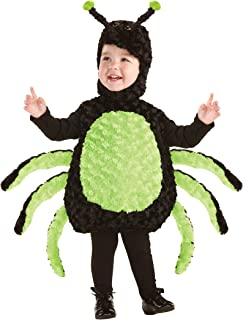 Toddler's Spider Belly Babies Costume, Large 2-4t
